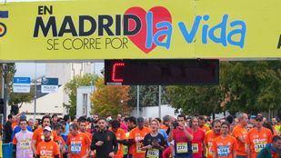 Carrera 'En Madrid se corre por la vida'.