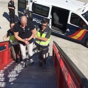 Detenido un buscado narco escondido en un hotel de Madrid