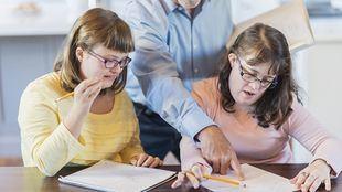 Entre el 5 y 6% de las personas con discapacidad tienen estudios universitarios, a pesar de que la Estrategia Europea 2020 habla de un horizonte del 40%
