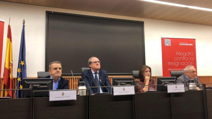 El PSOE recuerda el 'tamayazo' para coger impulso para 2019