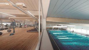 Así será el centro deportivo La Luna