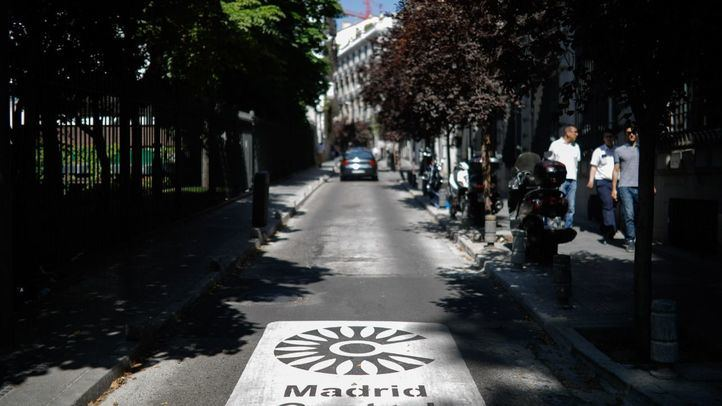 La vigilancia de Madrid Central