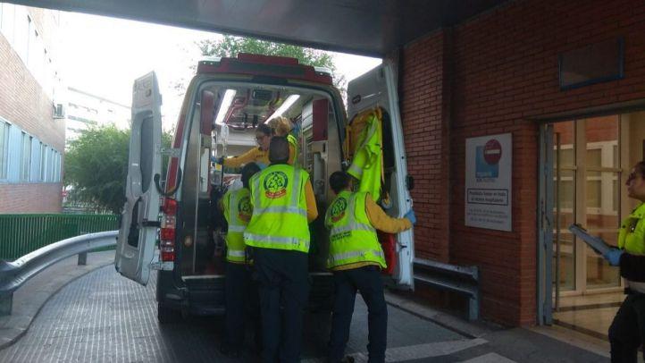 Herida grave una mujer de 87 años arrollada en Puente de Vallecas