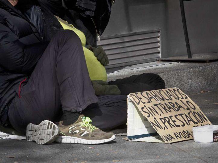 Más de 350.000 madrileños viven en la pobreza severa
