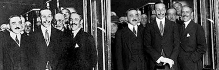 Las anécdotas de la casi centenaria inauguración