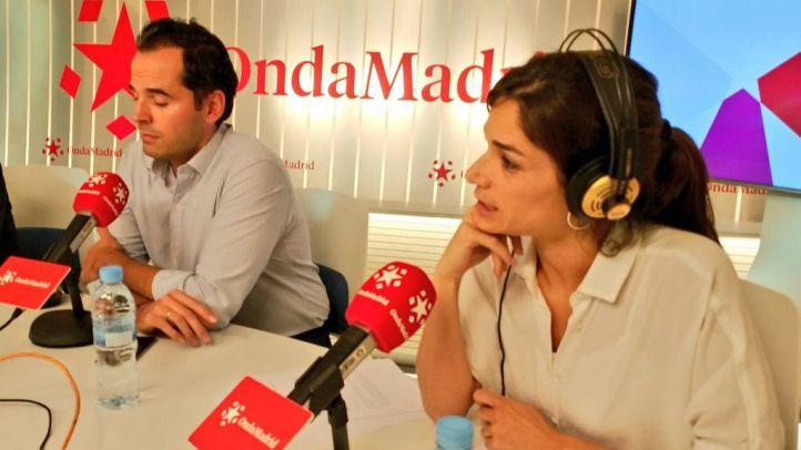 Serra y Aguado, en Onda Madrid.