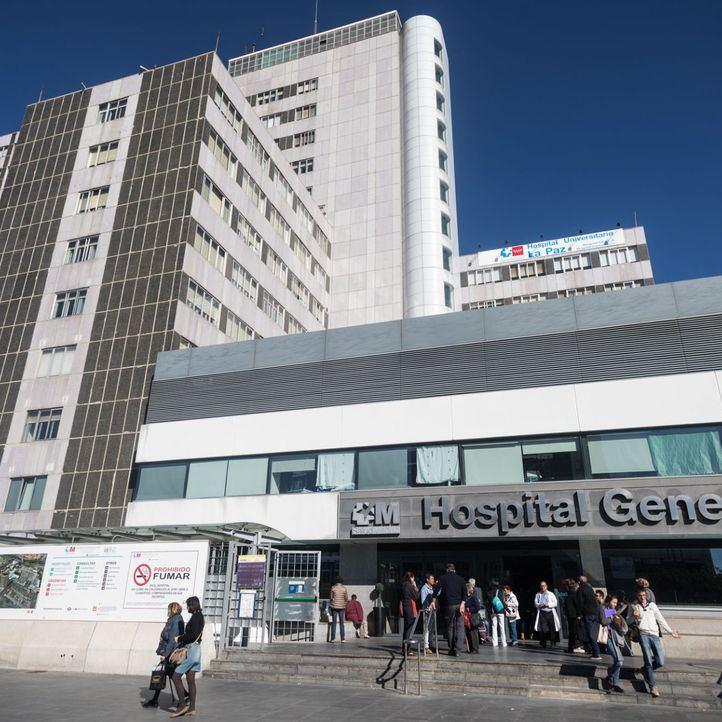 Hospital Universitario La Paz.