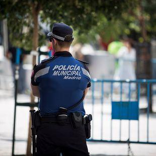 Detenido por vender cocaína en un bar de Carabanchel
