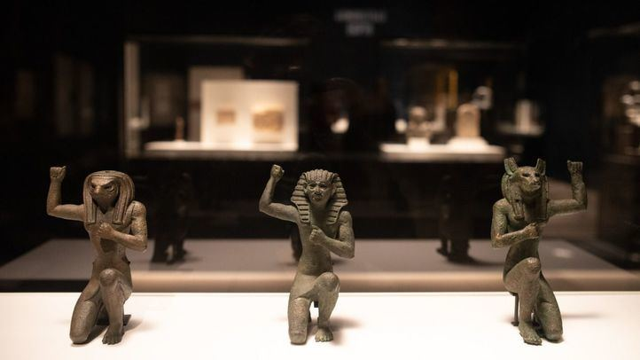 CaixaForum se adentra en el Egipto de los faraones a través de 164 piezas únicas del British Museum.