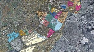 Plan General de Ordenación Urbana de Madrid (PGOUM).