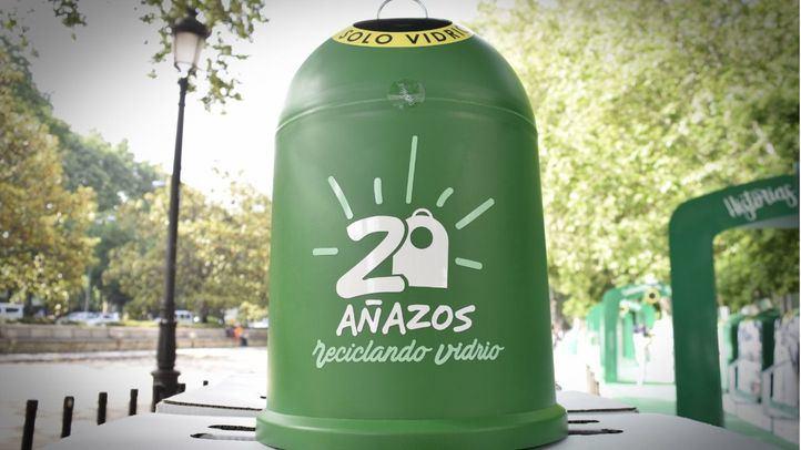 Campaña de Ecovidrio en Alcalá para promover el reciclaje en la hostelería