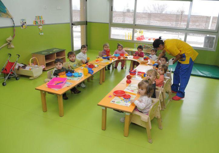 Abierto el proceso de admisión en las nuevas escuelas infantiles municipales