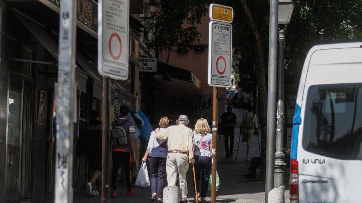 La proliferación de pisos turísticos ha tenido especial incidencia en Embajadores.