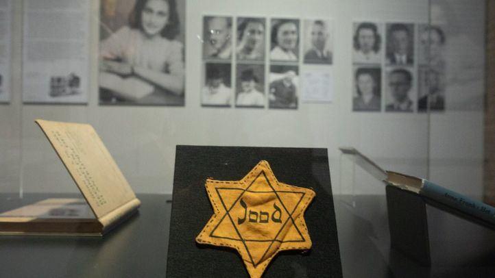 Tres objetos de Ana Frank se suman a la exposición sobre Auschwitz