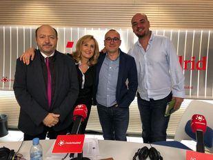 Hidalgo y Boiza debaten sobre Carmena, los presupuestos y Madrid Central