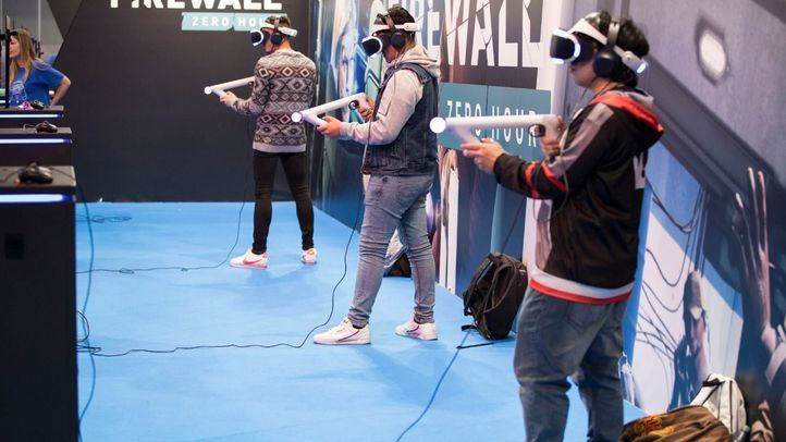 Madrid Games Week en Ifema