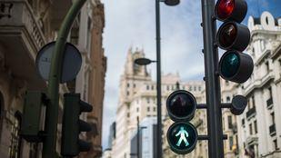 Nuevos semáforos para la nueva Gran Vía