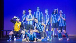 Los Futbolísimos, al teatro