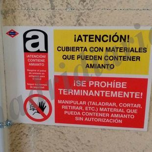 Metro ha realizado más de 800 reconocimientos médicos sobre amianto