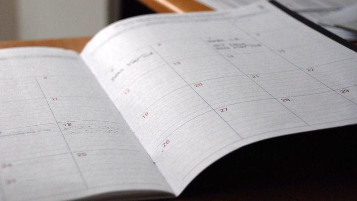 Calendario laboral 2019: festivos y puentes más destacados