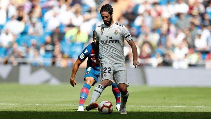 Nuevo desastre del Madrid: derrota en casa ante el Levante