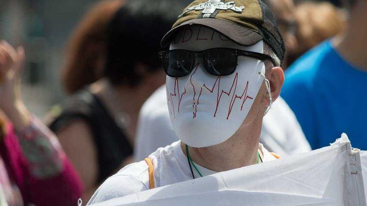 La Marea Blanca saldrá a la calle para reclamar más financiación para la salud mental