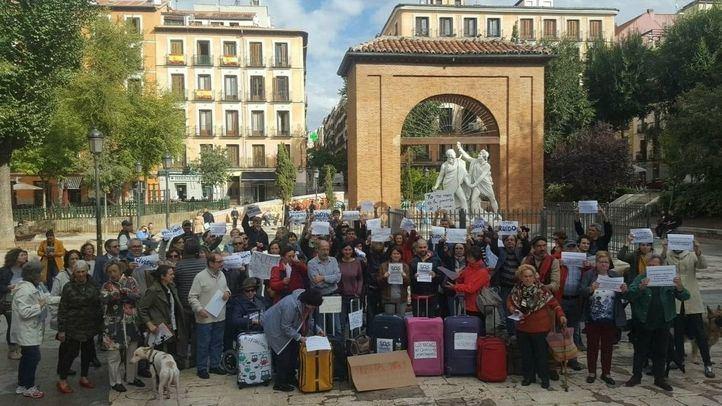 SOS Malasaña anuncia más medidas y una nueva protesta
