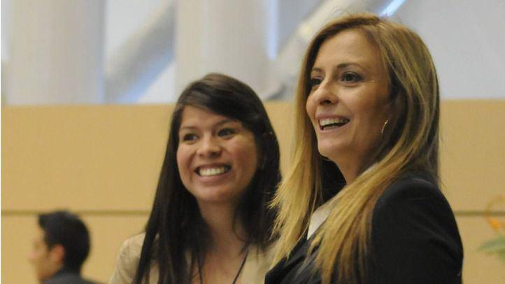 La doctora María Paz García-Vera, nueva subdelegada del Gobierno en Madrid