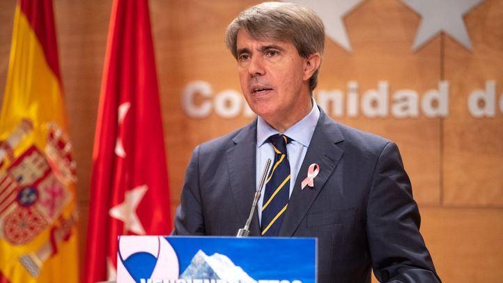 Garrido acepta las peticiones de Cs para apoyar los Presupuestos de 2019