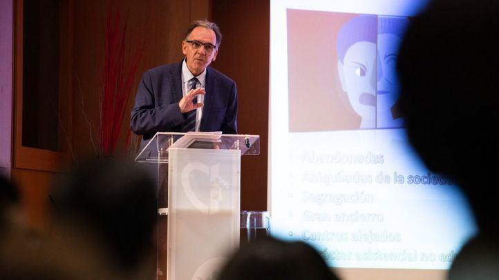 Rafael Carbonell, presidente del Consejo Escolar de Madrid.