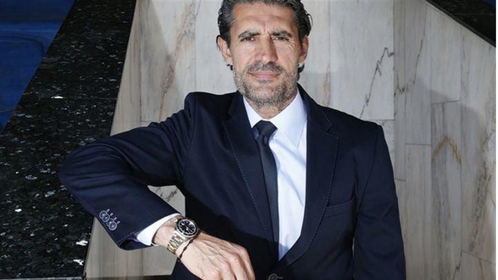 José Luis Pérez Caminero, ex jugador de fútbol y exdirector del Atlético de Madrid.