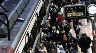 Fomento mejorará las frecuencias de varias líneas de Cercanías antes de noviembre