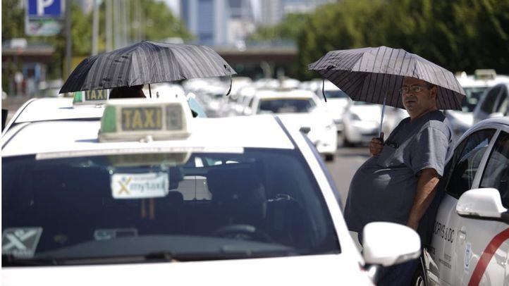 Descuentos en los taxis en días de contaminación