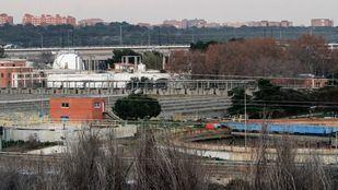 Estación depuradora de aguas 'La China'.