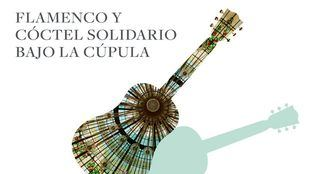 La cúpula del Palace, espacio de flamenco solidario