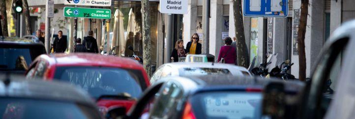 Madrid Central 'colapsa' la política madrileña y llega al Pleno de Cibeles