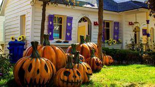 Halloween en Parque Warner