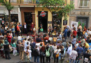 Arte, música y gastronomía en Chamberí