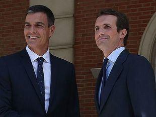 España en llamas: el Gobierno rompe relaciones con Casado