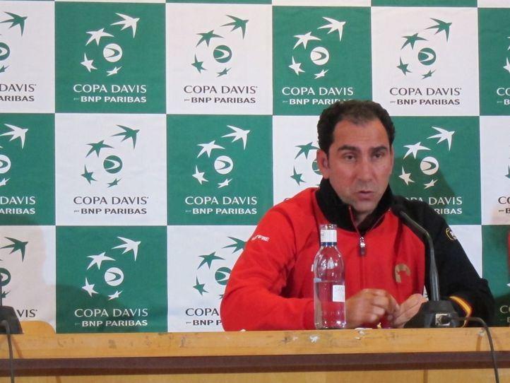 Albert Costa, nuevo director de las finales de la Copa Davis
