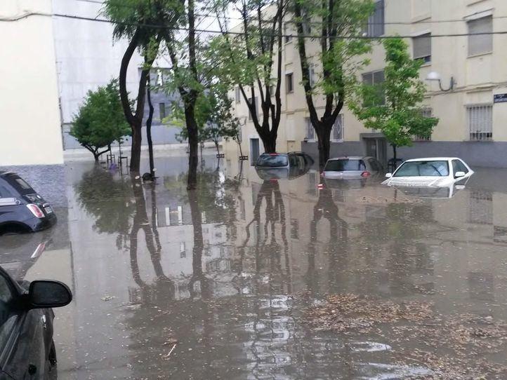 El barrio del Aeropuerto teme a las lluvias
