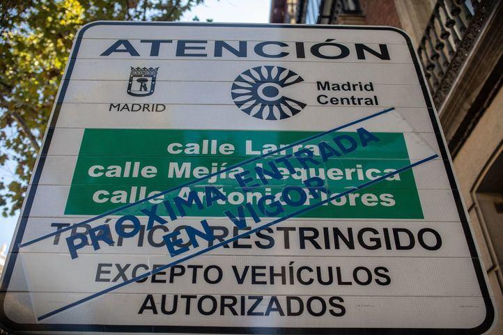 Ahora Madrid y PSOE rechazan la paralización de Madrid Central