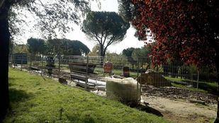 Parque Arriaga, en Ciudad Lineal.