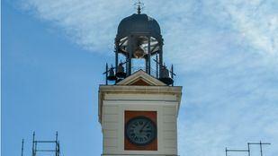 La Puerta del Sol ensayará durante el cambio de hora las campanadas canarias