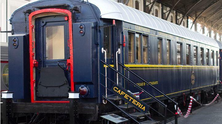 Puertas abiertas en el Museo del Ferrocarril para celebrar el Día del Tren