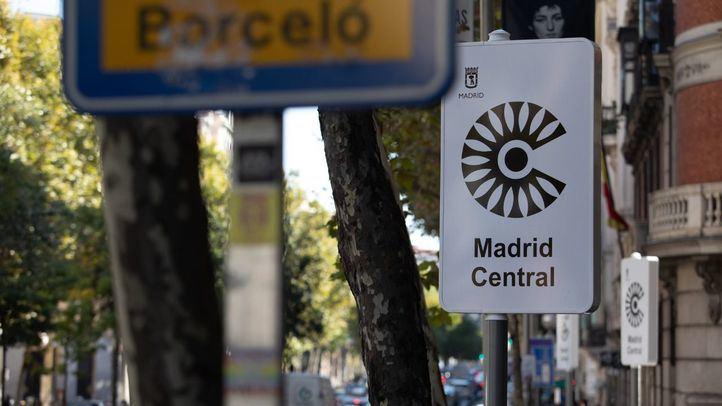 La Comunidad insiste en la supresión de Madrid Central