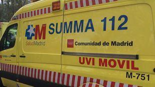 UVI móvil del Summa 112.