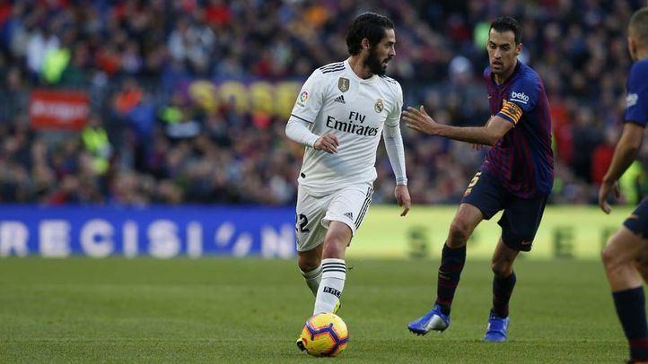El Real Madrid pierde el Clásico en el Camp Nou, lo que podría significar el adiós de Julen Lopetegui.