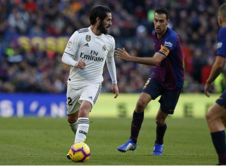Duro varapalo para el Real Madrid en el Clásico