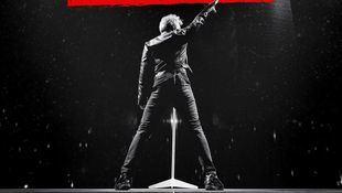Cartel del concierto de Bon Jovi